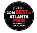 Best Botox and Injections in Atlanta Award Winner