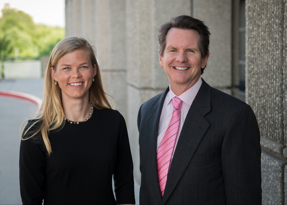 Dr. Gregory J. Mackay, Atlanta and Jacqueline Eckert-Nichols, PA-C