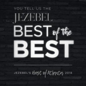 Jezebel Best of the Best logo